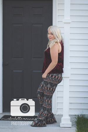ann arbor senior portrait photographer